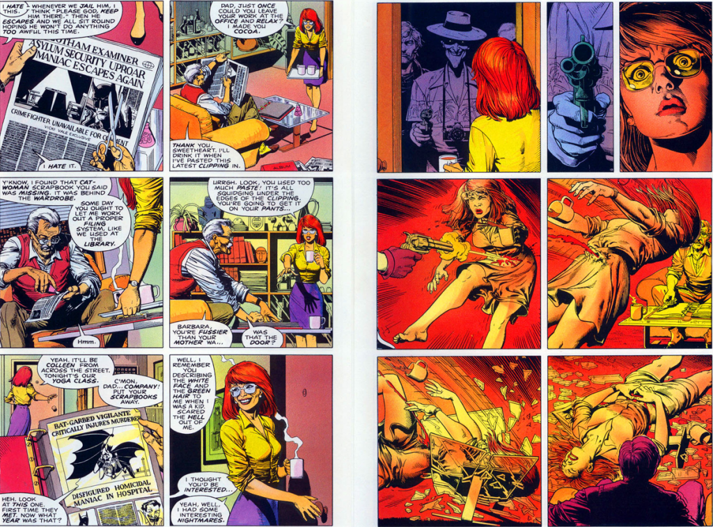 comics- extracts and discussions Kj1