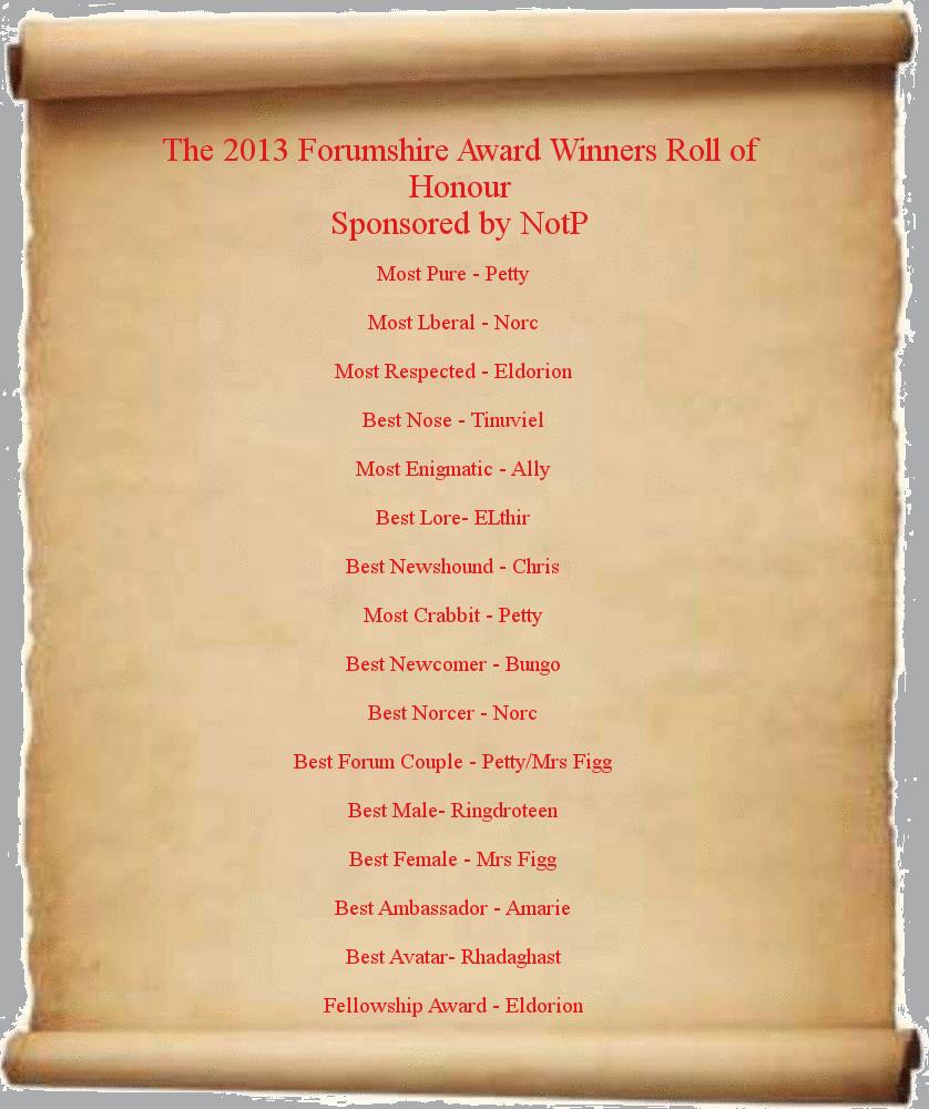 2013 Forum Awards Winners Parchment-memories-blank-paper_zps2c123348