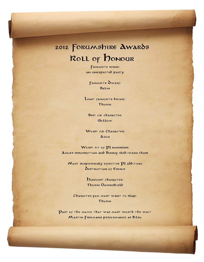2012 Forumshire Awards Winners Scroll-stock3