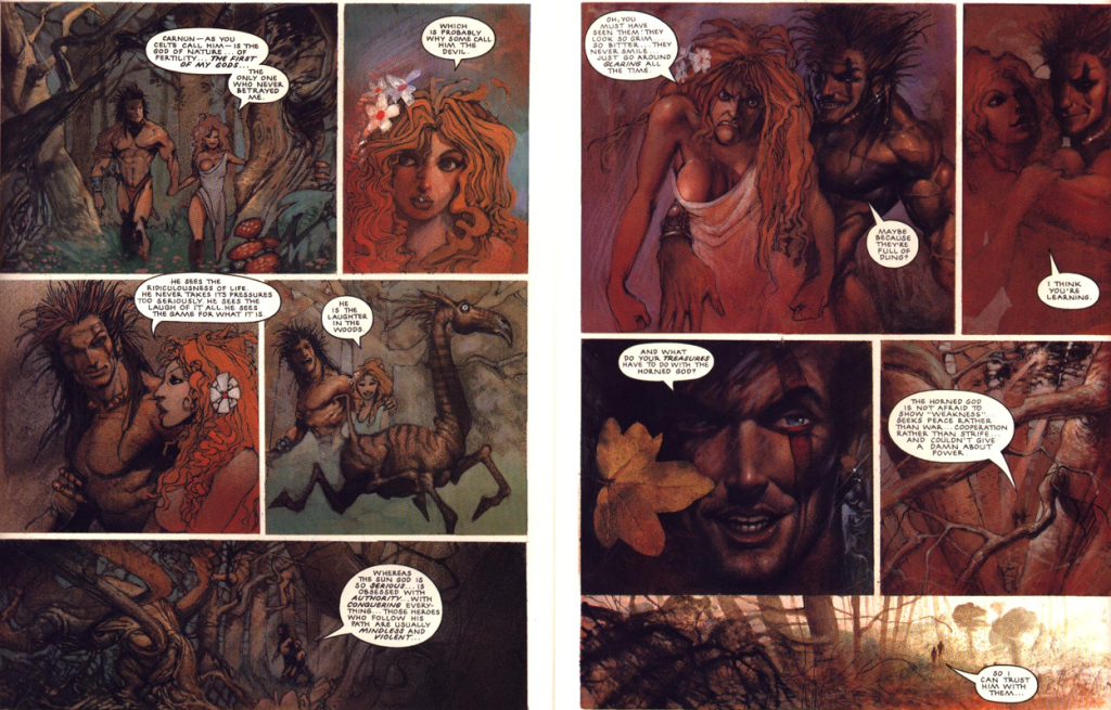 comics- extracts and discussions Slaine2