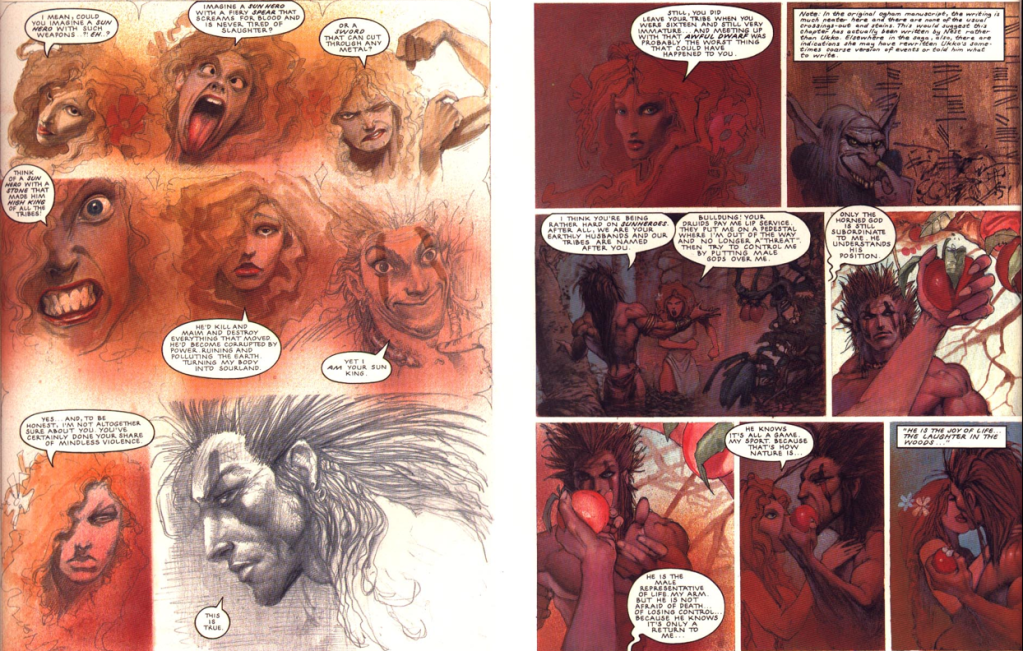 comics- extracts and discussions Slaine3