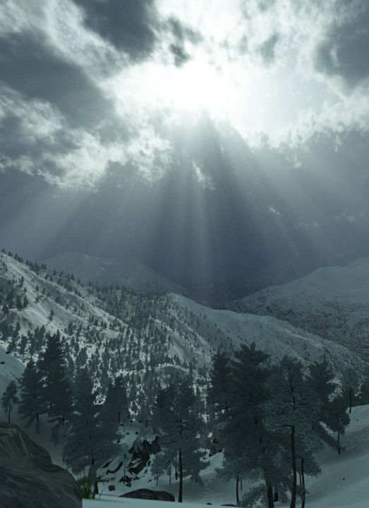 Forumshire picture gallery - Page 7 Snowy