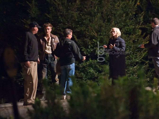 Water for Elephants : Photos  + Vidéos du tournage... - Page 5 Robreese