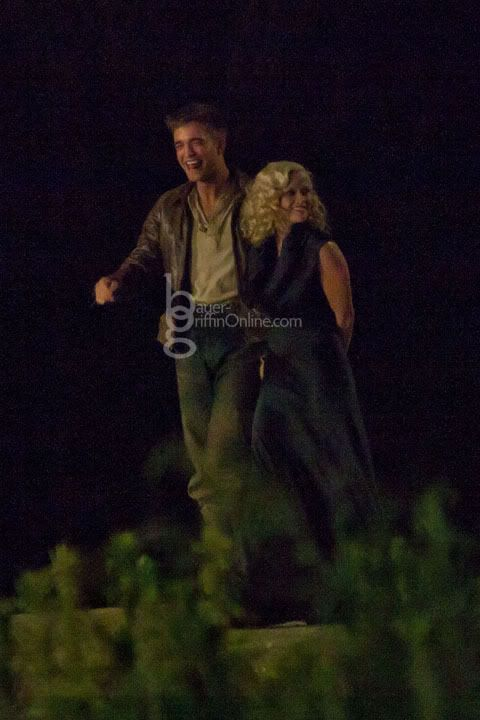 Water for Elephants : Photos  + Vidéos du tournage... - Page 5 Robreese5