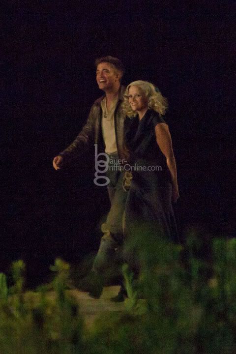 Water for Elephants : Photos  + Vidéos du tournage... - Page 5 Robreese8