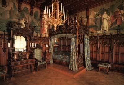 Aurora's Place Medieval-decor-furniture-bedroom