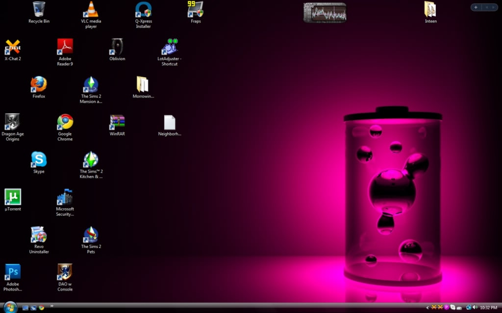 What does your desktop look like NOW? - Page 3 Desktop8-30-10