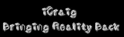 iCraig Issues ICraigv2
