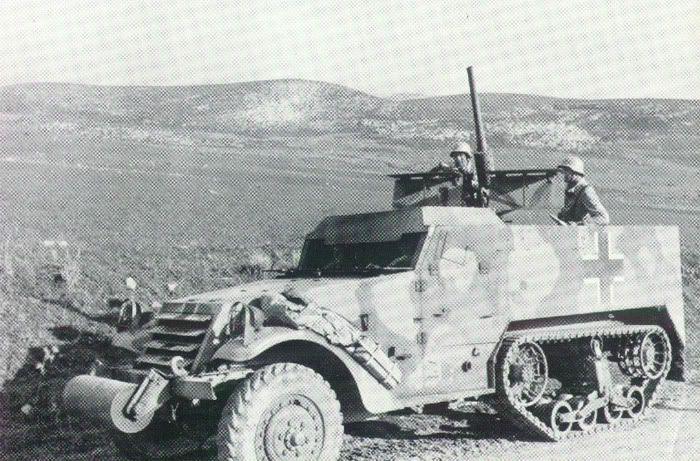 [Tassin]M 15 avec un Bofors 110b1