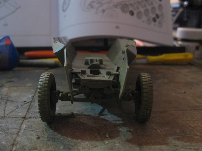 "SDKFZ 251/21 ausf.C ""drilling"" IMG_3424"
