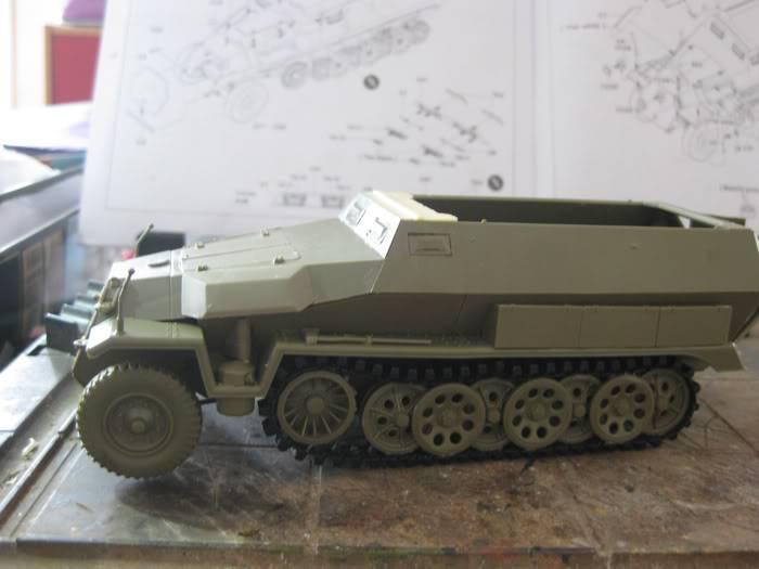 "SDKFZ 251/21 ausf.C ""drilling"" IMG_3437"
