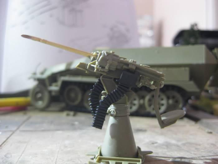 "SDKFZ 251/21 ausf.C ""drilling"" IMG_3442"
