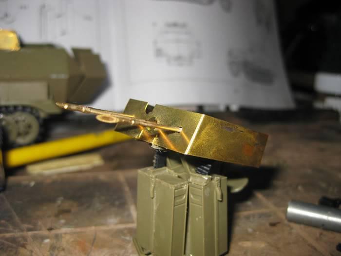 "SDKFZ 251/21 ausf.C ""drilling"" IMG_3445"