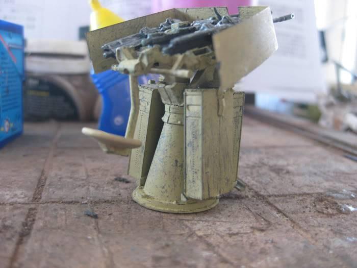 "SDKFZ 251/21 ausf.C ""drilling"" IMG_3469"