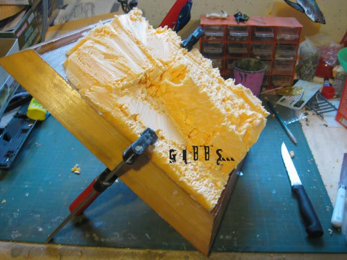 peinture - Fabrication et peinture d'un diorama par GIBBS IMG_6554copie