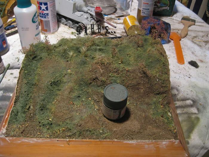 peinture - Fabrication et peinture d'un diorama par GIBBS IMG_6566copie