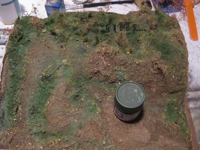 peinture - Fabrication et peinture d'un diorama par GIBBS IMG_6568copie