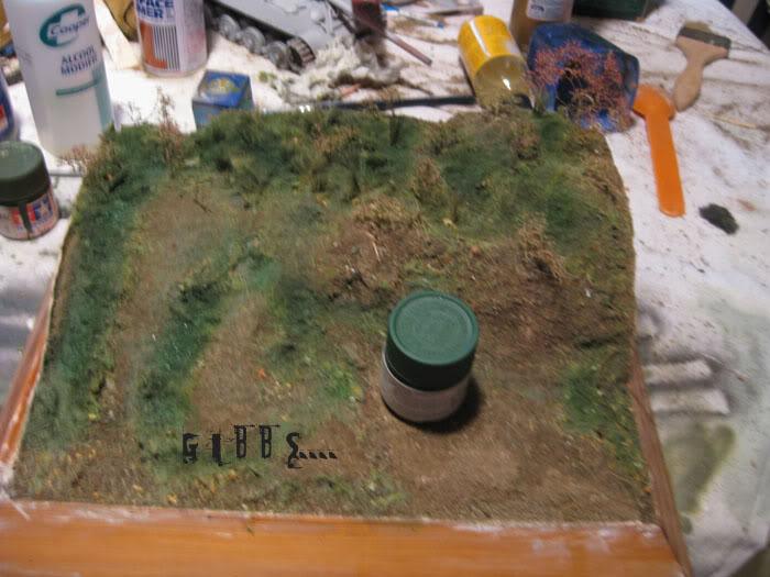 peinture - Fabrication et peinture d'un diorama par GIBBS IMG_6569copie