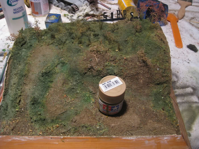 peinture - Fabrication et peinture d'un diorama par GIBBS IMG_6570copie