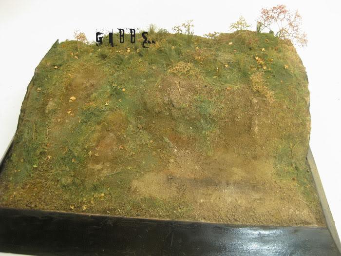 peinture - Fabrication et peinture d'un diorama par GIBBS IMG_6572copie