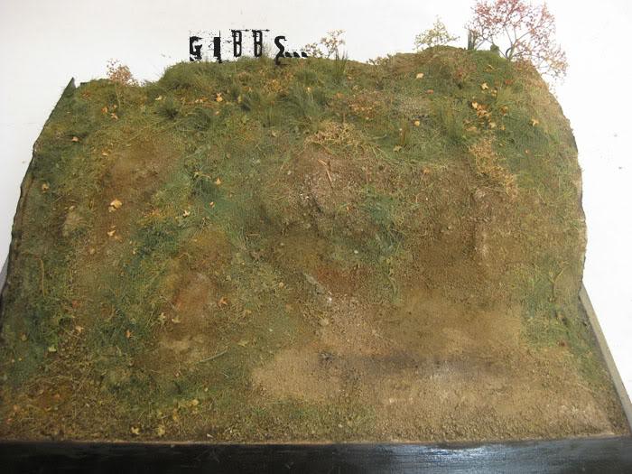 peinture - Fabrication et peinture d'un diorama par GIBBS IMG_6573copie