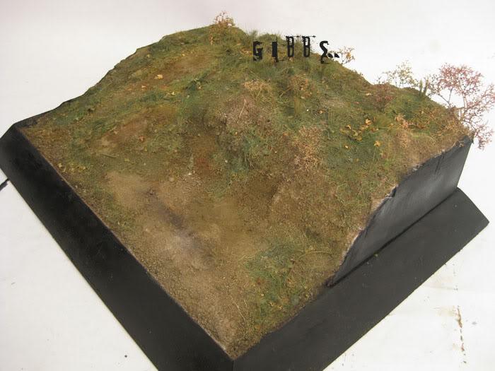 peinture - Fabrication et peinture d'un diorama par GIBBS IMG_6574copie