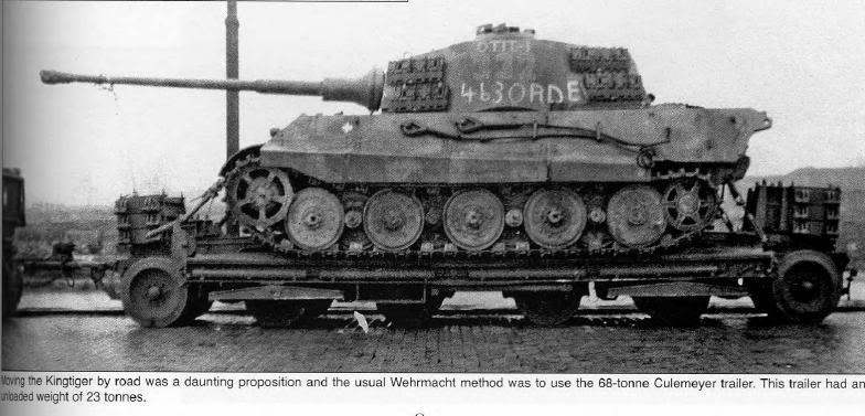 choix de deco sur le king tiger Ogm35l