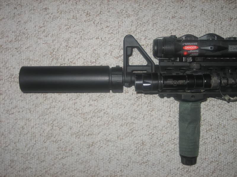 """Tuto:Fabriquer un silencieux surefire FA556 pour nos L119A1 à partir d'un silencieux """"standard"""" IMG_2904"""
