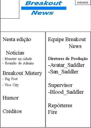 Desenterrando BreakoutNews1