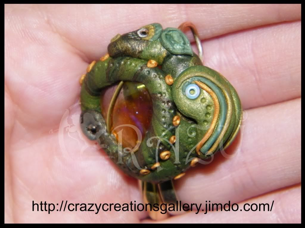 Portachiavi drago protteggi le mie chiavi stavolta!! 2