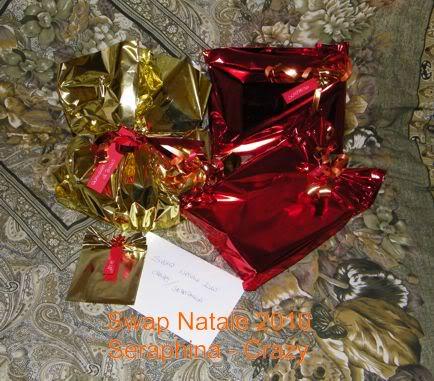 Swap Natale 2010  Seraphina / Crazy Insieme
