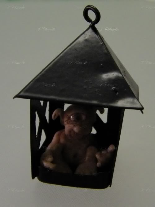 l'abitante della lanterna ad olio Lanternaetroll