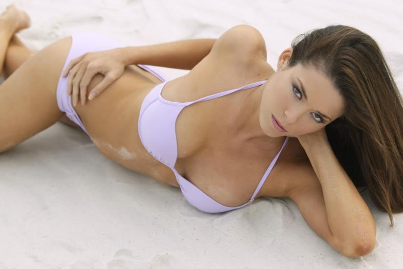 Miss Arkansas USA 2010 - Adrielle Churchill Swim5