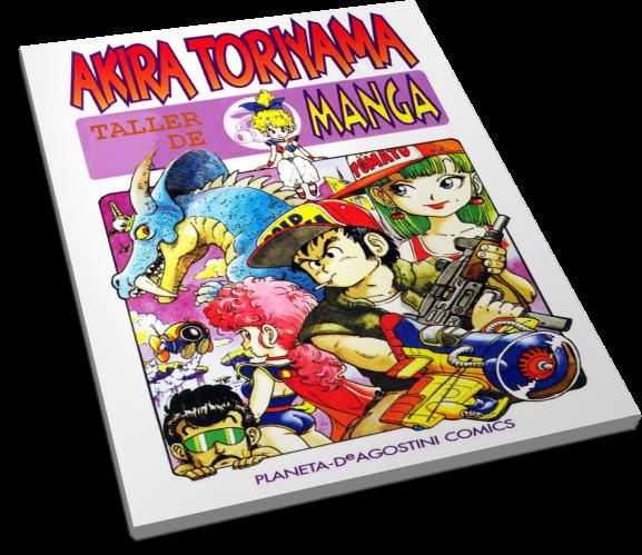 [DD] Taller de Manga. Akira Toriyama. Taller-de-Manga-Portada-Comic