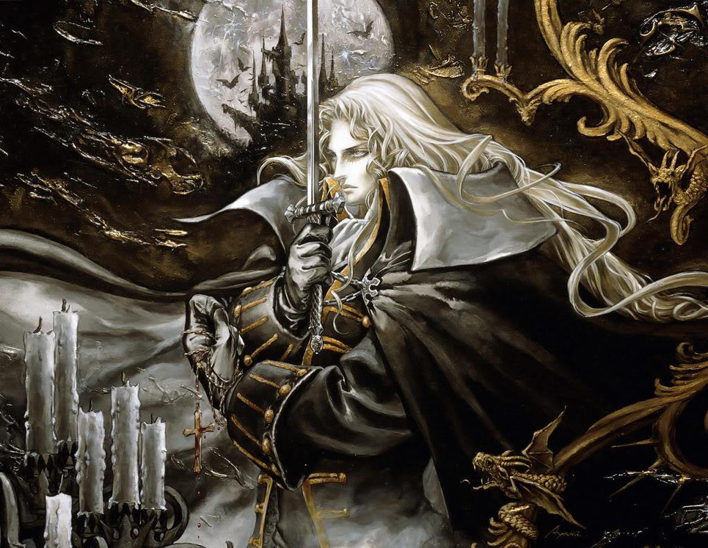 [DD] Castlevania 1 single (2 partes) [MU] Alucard