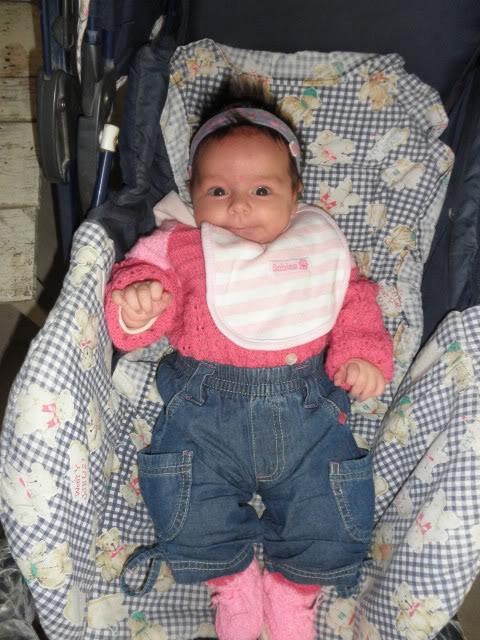Presentación de mi hija... Chango-1