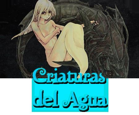 #Criaturas de Agua AeDAgua