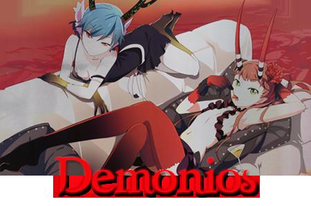 #Los Demonios AeDDemonios