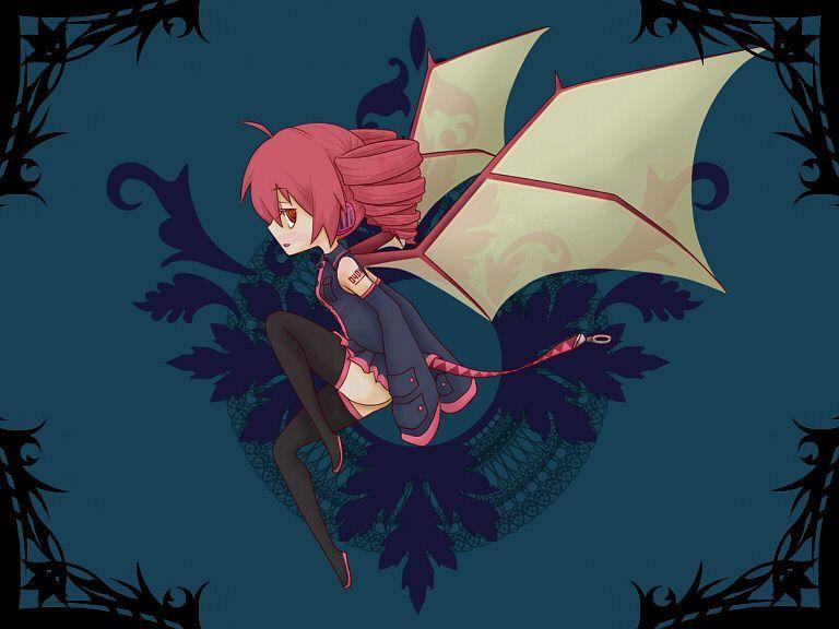 Ficha de Ruby~ Vocaloid398