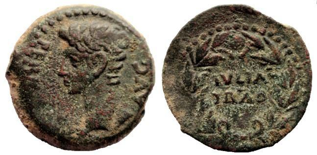 As de Ivlia Traducta Augustus%20asse%20Julia%20Traducta%20RPC-108-esc_zpswduz5akw
