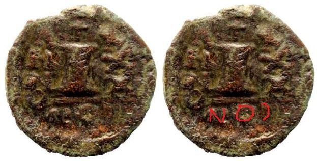 Decanummi de Justiniano I Justinianus%20I%20Decanummium%20Cyzicus%20SB%20167v_reverso1-letras_zps0hdxqupn
