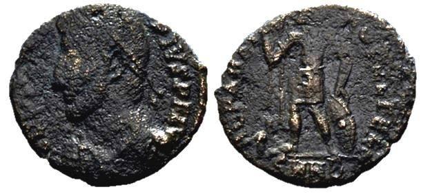 AE3 de Procopio. REPARATIO FEL TEMP. Nicomedia ProcopiusfollisNicomediaRICIX10R3_1-_zpsd548a370