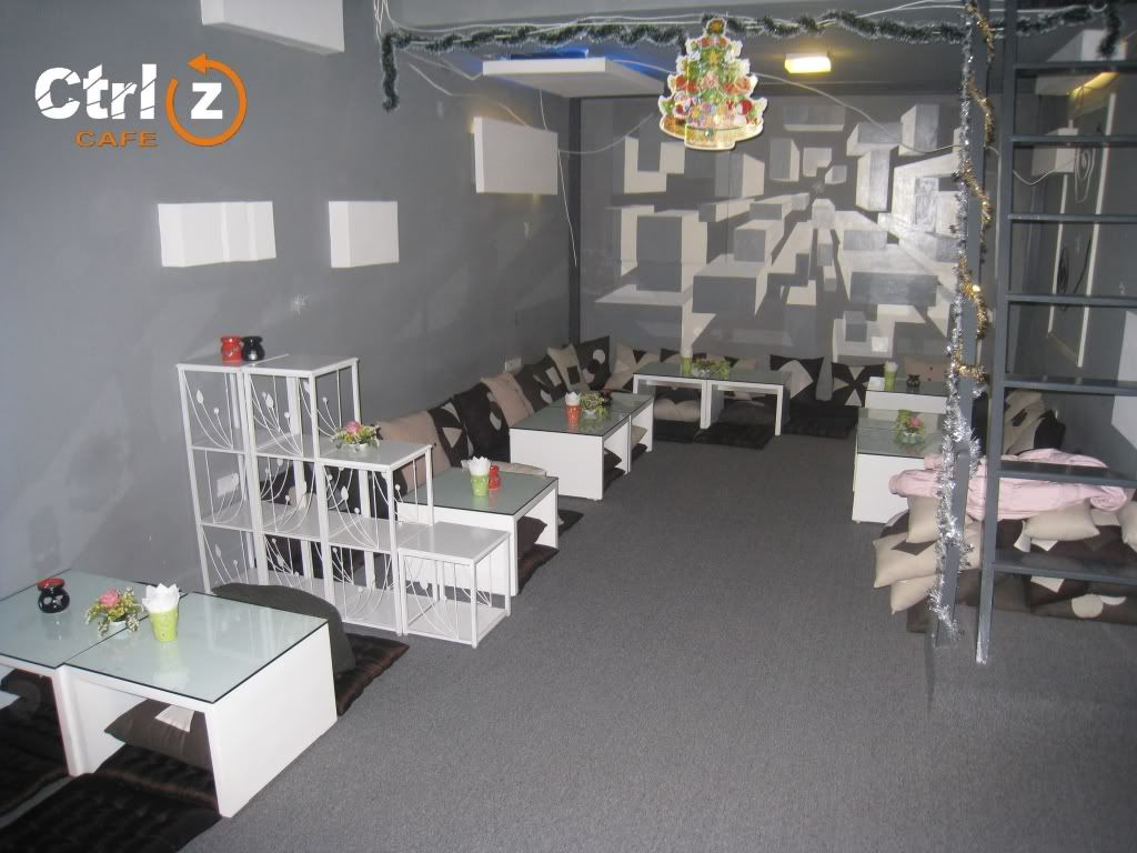 ctrlz cafe, không gian mới dành cho giới trẻ hà thành 003