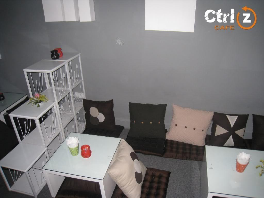 ctrlz cafe, không gian mới dành cho giới trẻ hà thành 004