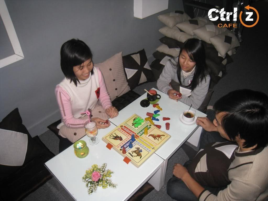 ctrlz cafe, không gian mới dành cho giới trẻ hà thành 017