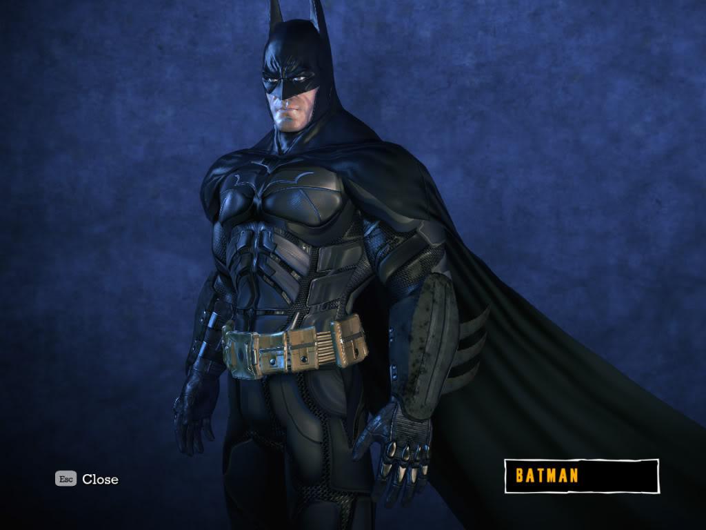 The Dark Knight enhanced skin from Asylum for Arkham City Dkenhanced001