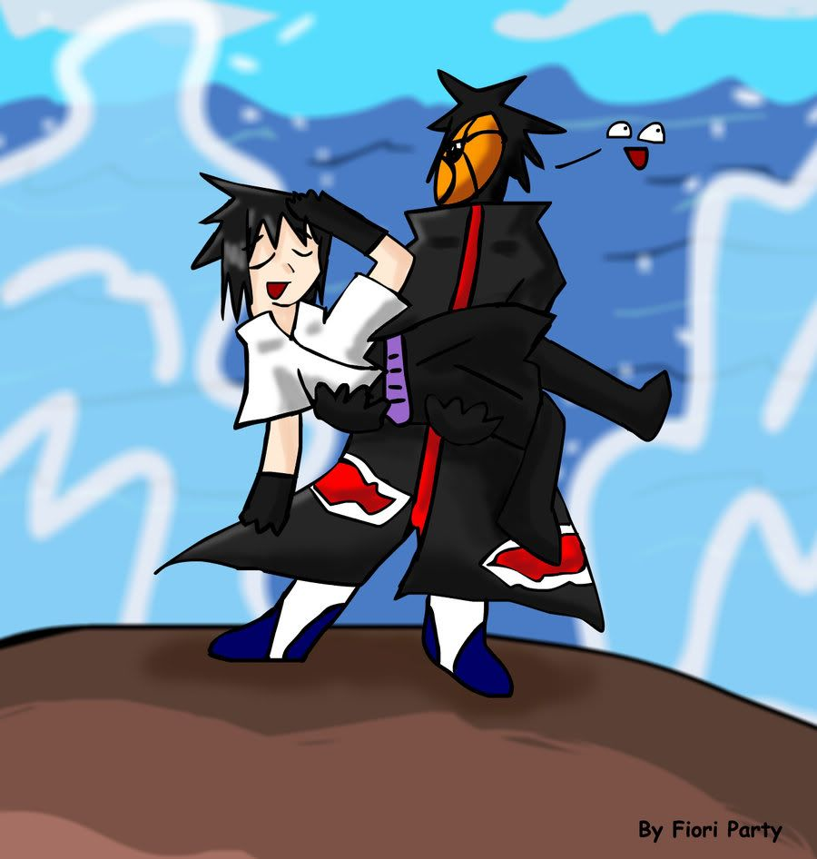 Naruto Randomness [FioriParty] Saved_by_plot_twist____again_by_fio