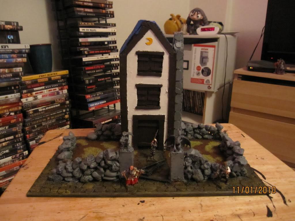 Flipchuck's  Mordheim terrain Mordheimgame019