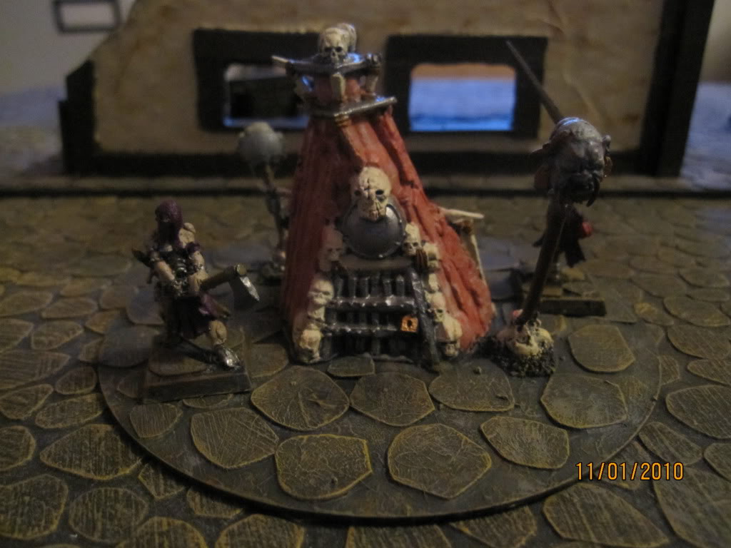 Flipchuck's  Mordheim terrain Mordheimgame030