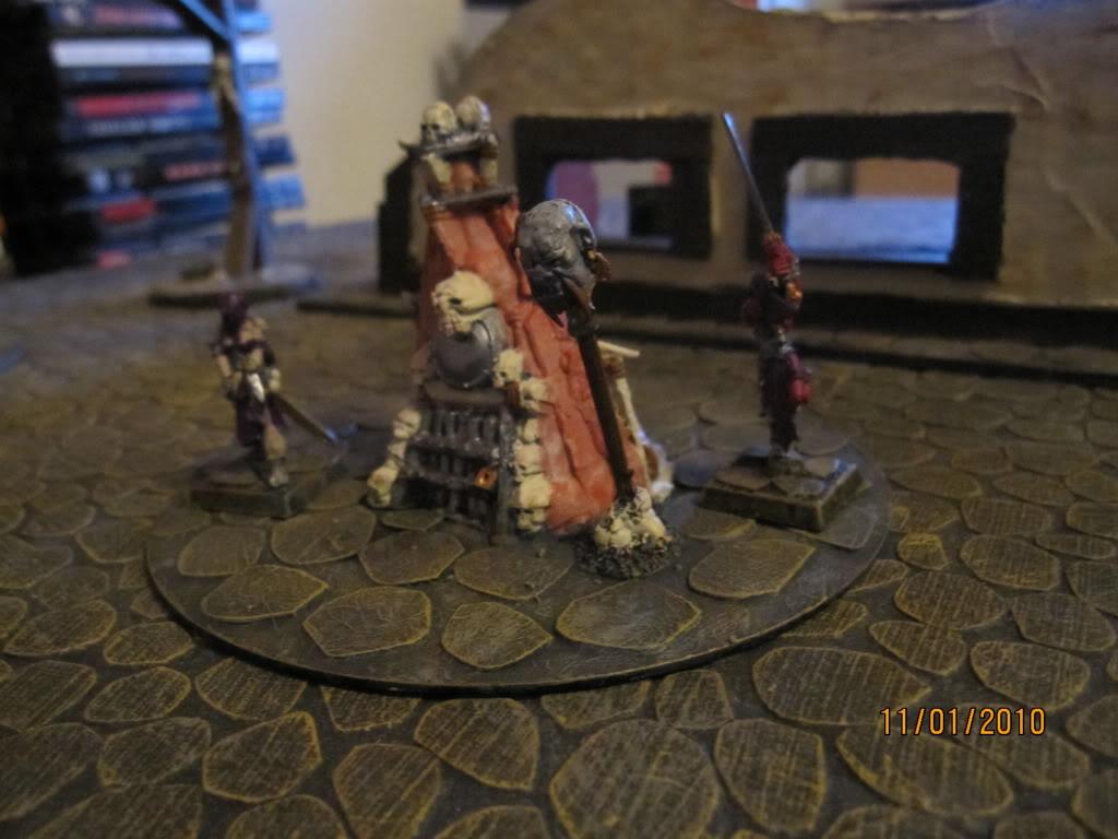 Flipchuck's  Mordheim terrain Mordheimgame031